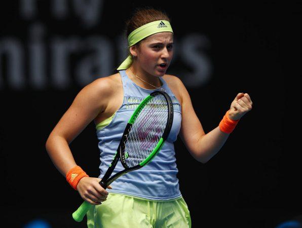 Jelena Ostapenko vs Alize Cornet 14/08