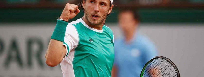 Lucas Pouille vs Matthias Bachinger 20/09