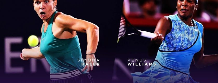 Simona Halep vs Venus Williams 19.01.2019