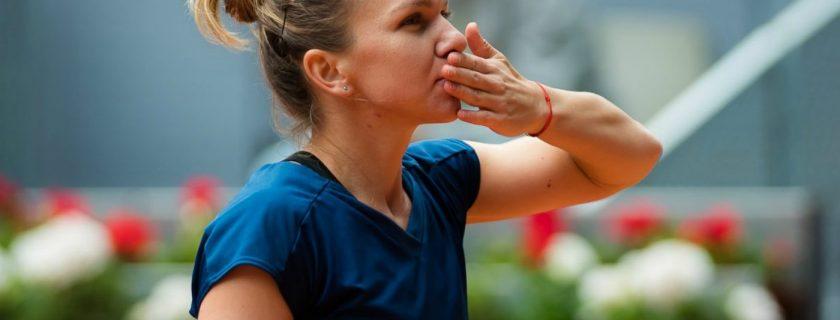 Simona Halep vs Sofia Kenin 17.01.2019