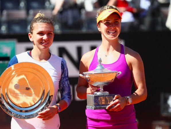Simona Halep vs Elina Svitolina 15.02.2019