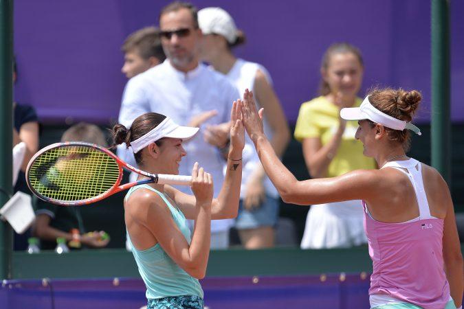 Sorana Cirstea vs Anna Bondar  WTA Budapest 19.02.2019