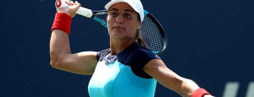 Monica Niculescu vs Tamara Zidansek  21.03.2019