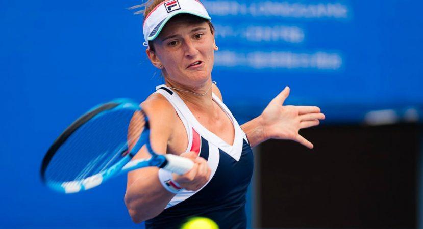 Anna-Lena Friedsam vs Irina Begu 20.05.2019
