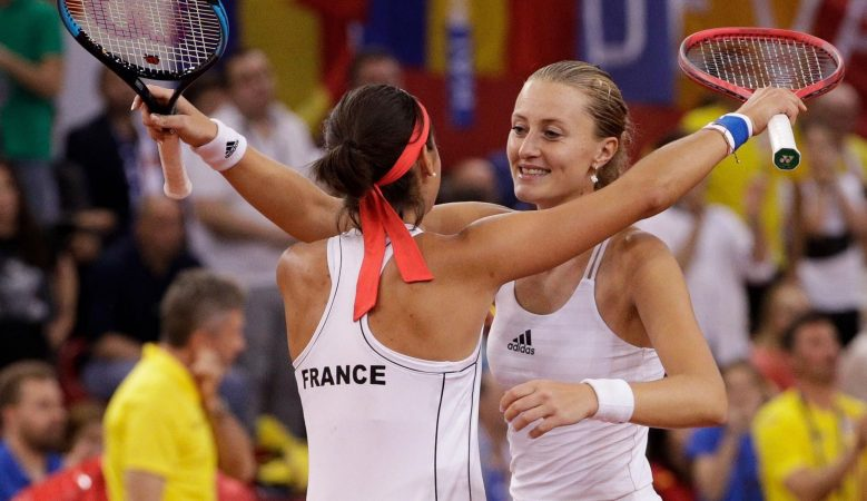 Irina Begu vs Laura Siegemun WTA Bucharest 19.07.2019