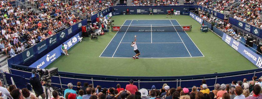 Bradley Klahn vs Marius Copil ATP Atlanta 22.07.2019