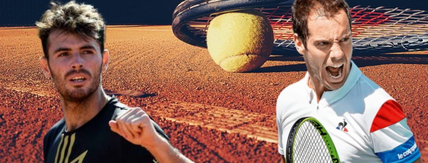 Juan Londero vs Richard Gasquet ATP Bastad 19.07.2019