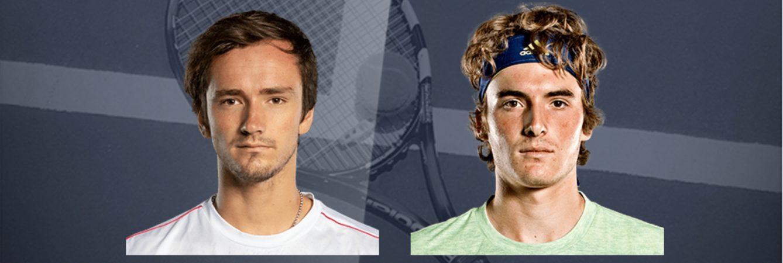 Daniil Medvedev vs Stefanos Tsitsipas ATP Finals 11.11.2019
